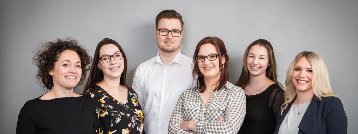 Kontakt Team der Laudius Akademie