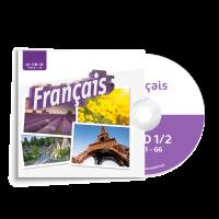 CDs beim Kurs Französisch für Anfänger (A1)