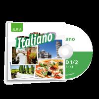 CDs beim Kurs Italienisch für Anfänger (A2)