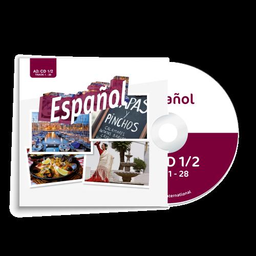 CDs beim Kurs Spanisch für Anfänger (A2)