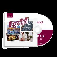 CDs beim Kurs Spanisch für Fortgeschrittene (B1)