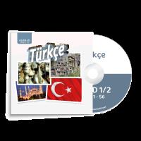 CDs beim Kurs Türkisch für Anfänger