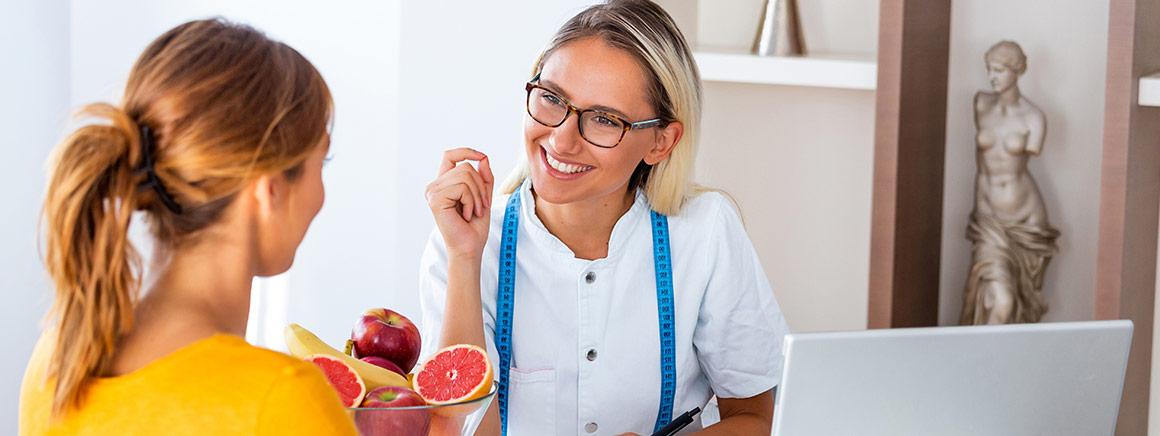 Ernährungsberater/-in
