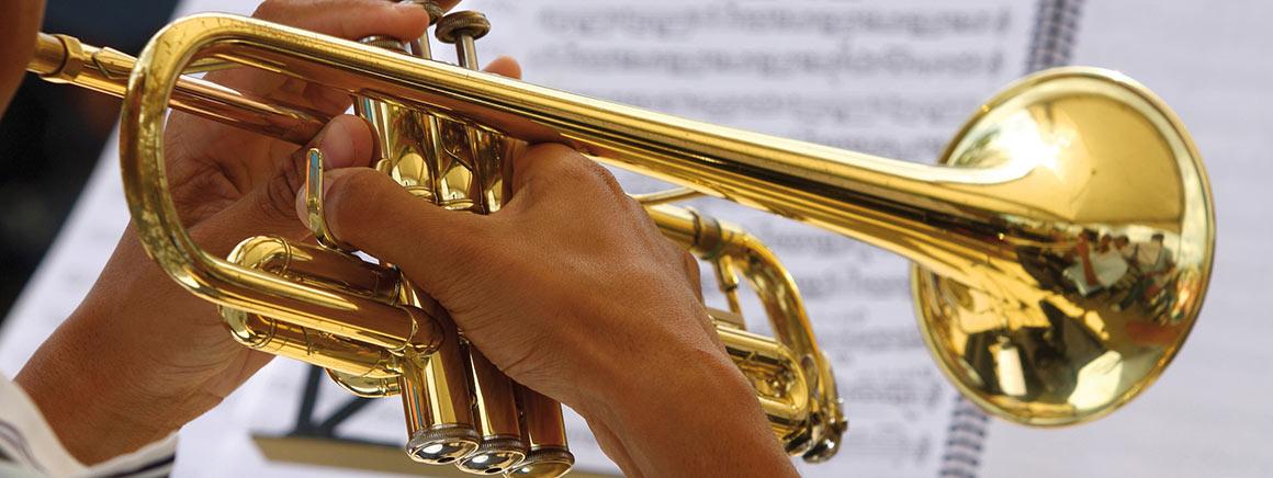 Musik lernen nach Noten